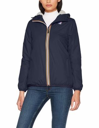 K-Way Women's Le VRAI 3.0 Claudette Orsetto Rain Jacket
