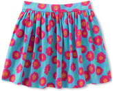 Kate Spade Coreen Floral Stretch Poplin Skirt, Multicolor, Size 2-6