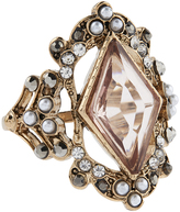 Accessorize Vintage Queen Ring