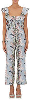 Zimmermann Women's Winsome Pinafore Jumpsuit