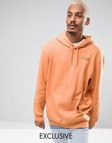 Puma Oversized Hoodie In Orange Exclusive to ASOS