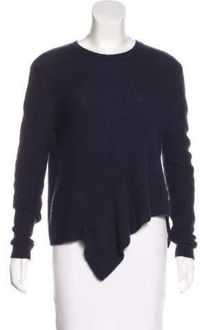 Stella McCartney Asymmetrical Cashmere Sweater