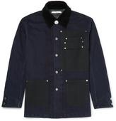 Givenchy - Patchwork Denim Jacket