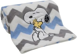 Lambs & Ivy Peanuts My Little Snoopy Blanket