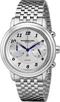 Raymond Weil Men's 4830-ST-05659 Maestro Stainless Steel Automatic Watch