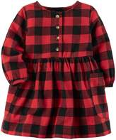 Carter's Baby Girls' Checke Dress