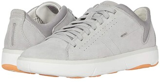 Geox Nebula Y (Navy Tumbled Leather) Men's Shoes