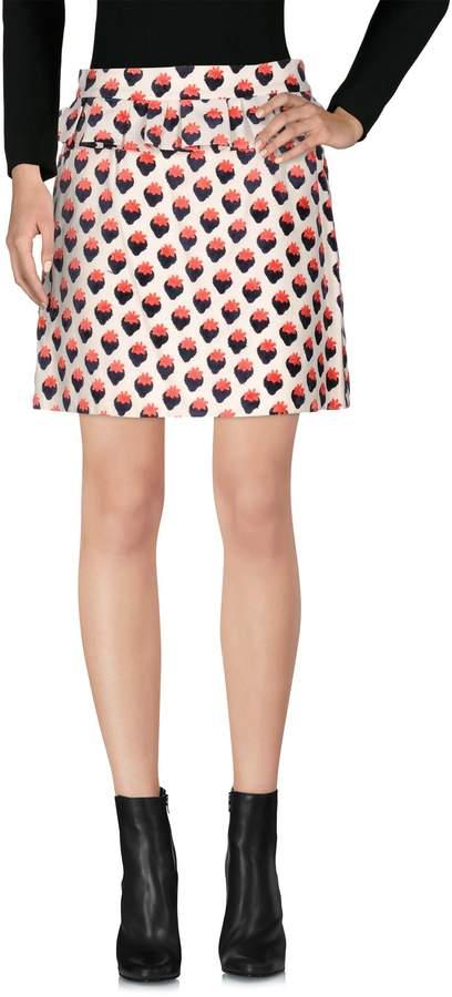 Victoria Beckham Mini skirts