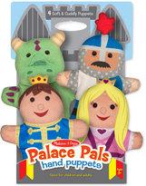 Melissa & Doug Kids' Palace Pals Hand Puppets Set