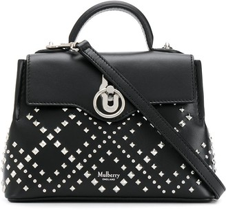 Mulberry Micro Seaton Mix-Studs tote bag