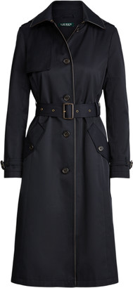 Ralph Lauren Maxi Trench Coat
