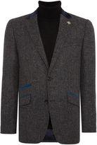 Simon Carter Herringbone Fleck Jacket