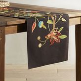 Pier 1 Imports Embroidered Classic Floral Table Runner