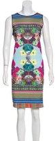 Clover Canyon Digital Print Knee-Length Dress w/ Tags