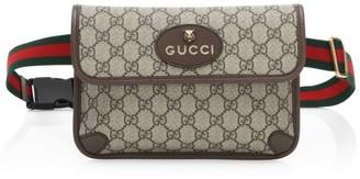 Gucci Neo Vintage Canvas Belt Bag