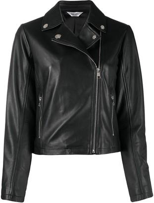 Liu Jo Zip-Up Biker Jacket