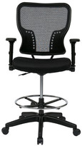 Office Star Space Mid-Back Mesh Drafting Chair