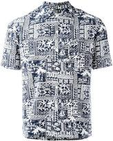 Salvatore Piccolo printed shorsleeved shirt