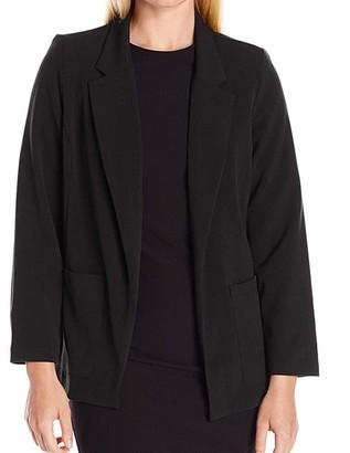 Briggs New York Women's Petite Bistretch Long Sleeves Jacket