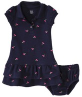 Carter's Just One You by Infant Toddler Girls' Dress Set - Navy