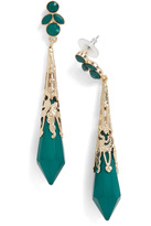 Verdant It Be Lovely? Earrings