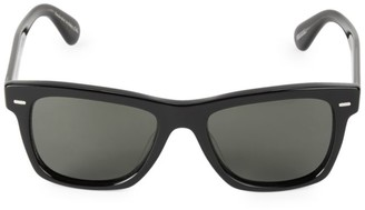 Oliver Peoples 54MM Square Sunglasses