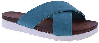 Maker's Women's Sandals AQUA - Aqua Soft 4 Sandal - Women