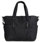 Rebecca Minkoff Ellie Nylon Diaper Bag - Black
