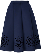 Lm Lulu Mid-length skirts - quelle - Blue / Navy