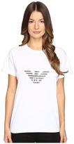 Emporio Armani Visibility Maxy Logo T-Shirt Women's T Shirt