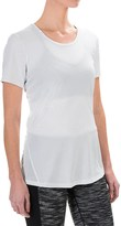 Under Armour CoolSwitch Shirt - Keyhole Back, Short Sleeve (For Women)