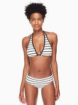 Kate Spade Stinson beach halter bikini top