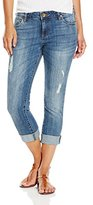 KUT from the Kloth Women's Petite Size Catherine Boyfriend Jean In Yearn