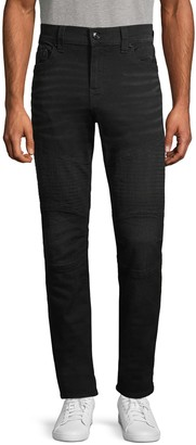 True Religion Relaxed-fit Whiskered Jeans