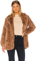 Heartloom Luna Fur Coat