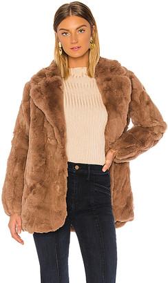 Heartloom Luna Fur Coat