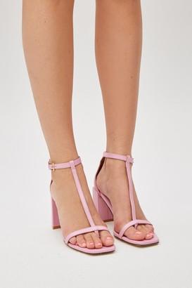 Jaggar T-BAR SANDAL pink lilac