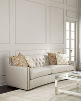 Bernhardt Karine Tufted-Back Sofa