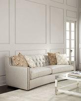 Bernhardt Karine Tufted-Back Sofa