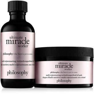 philosophy Ultimate Miracle Worker Retinol Pads X 60