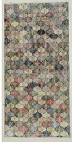 """Bungalow Rose One-of-a-Kind Bedelia Hand-Knotted Runner 3' x 6'1"""" Wool Beige Area Rug"""