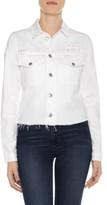 Joe's Jeans Women's Military Crop Jacket
