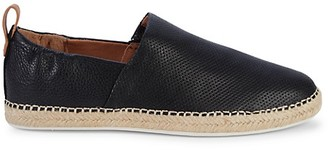 Gentle Souls Lana Textured Leather Espadrille Flats