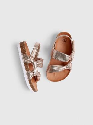 Gap Toddler Rose Gold Sandals