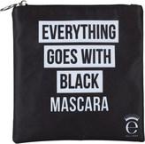 Eyeko Black mascara make-up bag