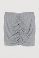 Thumbnail for your product : H&M Draped skirt