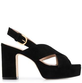 Stuart Weitzman Jerry chunky-heel sandals