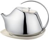 Georg Jensen Helena Teapot with Coaster
