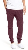 Zanerobe Men's 'sureshot' Twill Jogger Pants