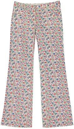 Miu Miu Multicolour Cotton Trousers